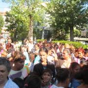 2000 de ghiozdane pentru copiii romi din Dâmboviţa