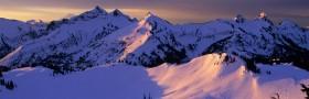 Poze Iarna Munte Imagini Montane Zapada in Munti