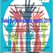 afis voluntariat 2014